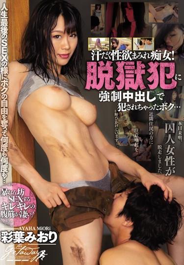 [CJOD-173] –  Sweaty Libido Sex Slut!I Was Fucked By A Compulsion Cum Out Into A Jailbreaker … Miki AyabaAyaha MioriCreampie Solowork Cunnilingus Big Tits Slut Sweat